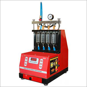 injector cleaner machine