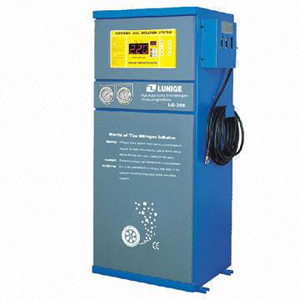 Automatic Nitrogen Producing Inflator