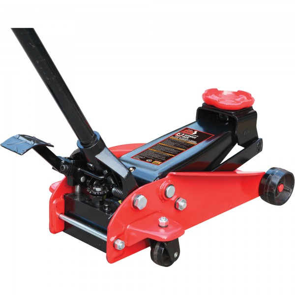 Hydraullic Trolley Jack with QuickLift