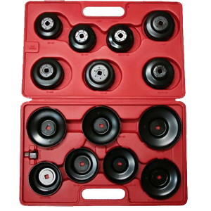 oil filter wrench set cuptype